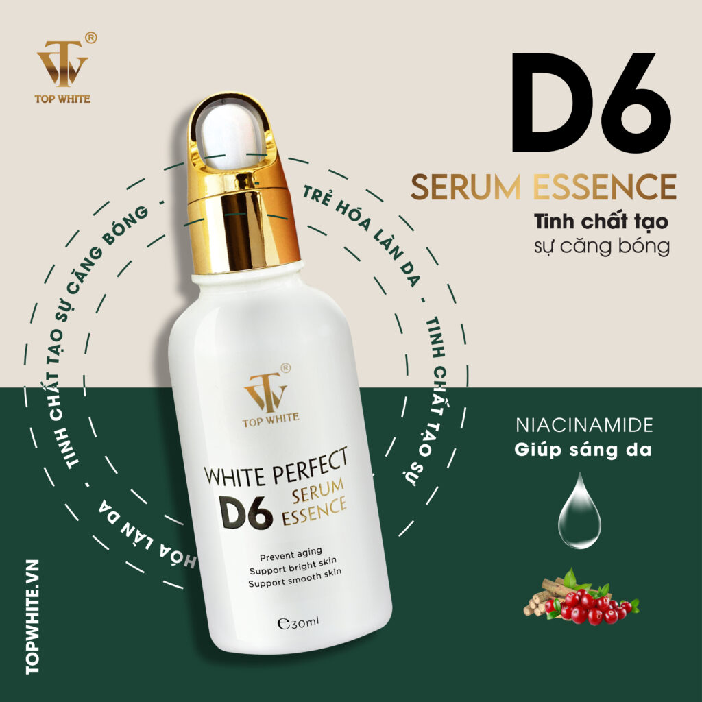 Serum Top White D6