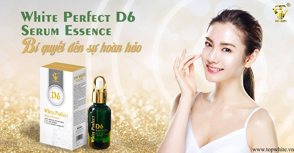 Serum Top White D6 Essence