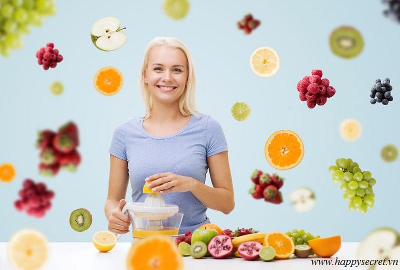 Top White - chế độ dinh dưỡng nào cần thiết cho da lão hóa