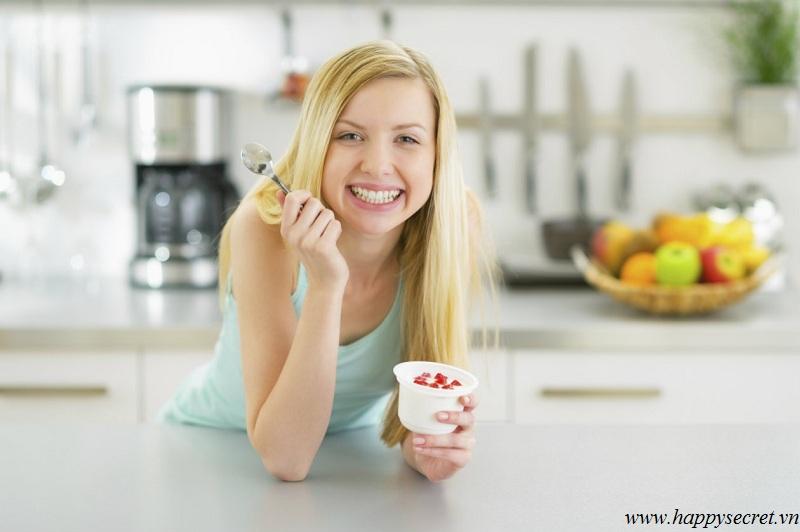 Top White - tất tần tật những lưu ý khi sử dụng sữa chua