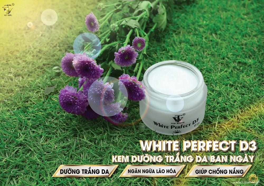Top White kem chống nắng dưỡng trắng da